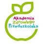Logo Akademii Zdrowego Przedszkolaka